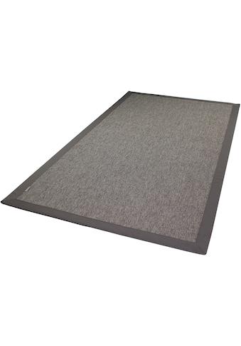 Dekowe Teppich »Naturino Rips«, rechteckig, 7 mm Höhe, Flachgewebe, Sisal-Optik, Wunschmass, In- und Outdoor geeignet, Wohnzimmer kaufen