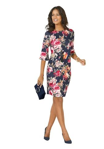 Lady Jersey - Kleid mit hinreissendem Blumen - Muster kaufen