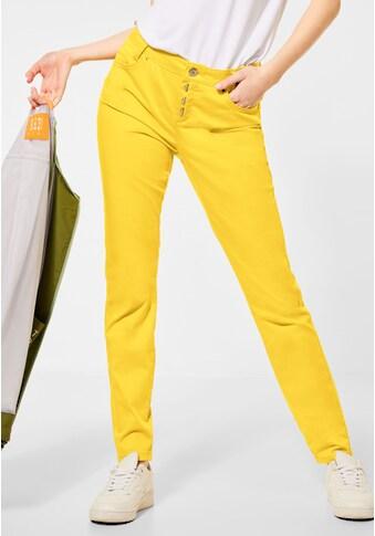 STREET ONE Röhrenhose, 4-Pocket Style kaufen