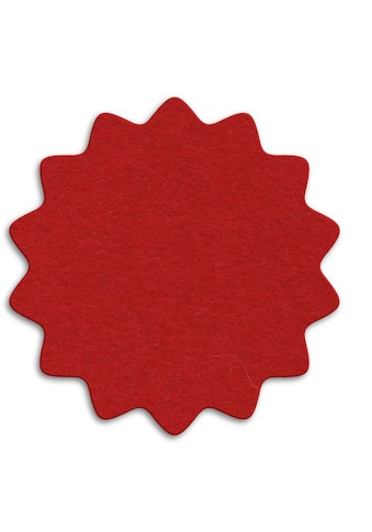 Tischdecke, »Rote Weihnachtsbaumdecke Floral«, Wall - Art (1 - tlg.) kaufen