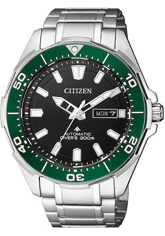 Citizen Taucheruhr »Promaster Marine Automatic Diver, NY0071-81EE« kaufen