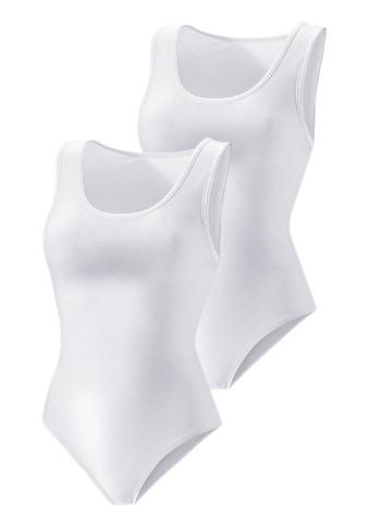 Vivance Shirtbody, aus Baumwoll-Stretch-Qualität kaufen