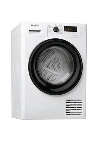 Wärmepumpentrockner, Whirlpool, »FT M11 82K« kaufen