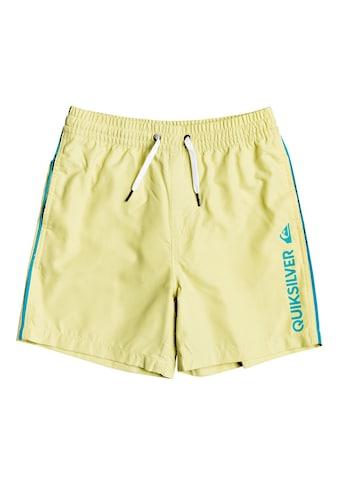 "Quiksilver Boardshorts »Vert 14""« kaufen"