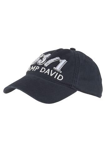 CAMP DAVID Baseball Cap kaufen