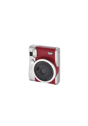 FUJIFILM Kompaktkamera »Fotokamera Instax Mini 90 Neo classic« kaufen