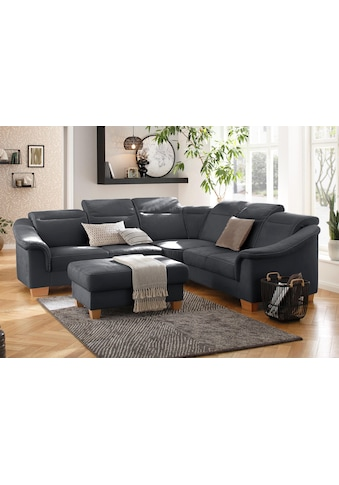 Premium collection by Home affaire Ecksofa »Empire«, Federkern, wahlweise mit... kaufen