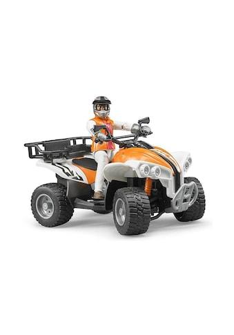 Spielwaren Off - Road Fahrzeug, Bruder, »Figurense - Quad mit Fahrer« kaufen