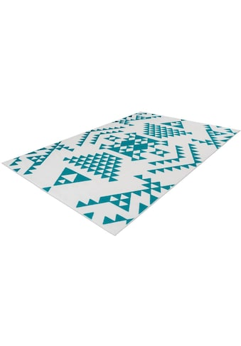 Teppich, »Esperanto 625«, Kayoom, rechteckig, Höhe 10 mm, maschinell gewebt kaufen