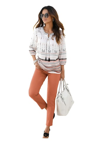 Inspirationen Bluse im Bordüren - Dessin kaufen
