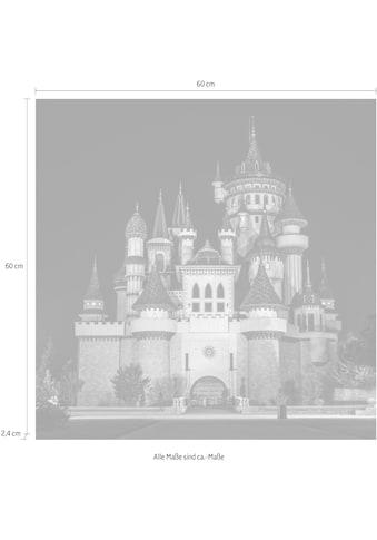 queence Acrylglasbild »Schloss« kaufen