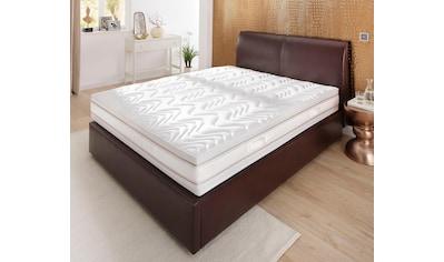 Schlaf-Gut Kaltschaummatratze »Medisan DeLuxe KS«, 24 cm cm hoch, Raumgewicht: 35... kaufen