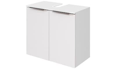 HELD MÖBEL Waschbeckenunterschrank »Matera Unterbeckenschrank«, Breite 60 cm, inklusive Ausschnitt für Siphon kaufen