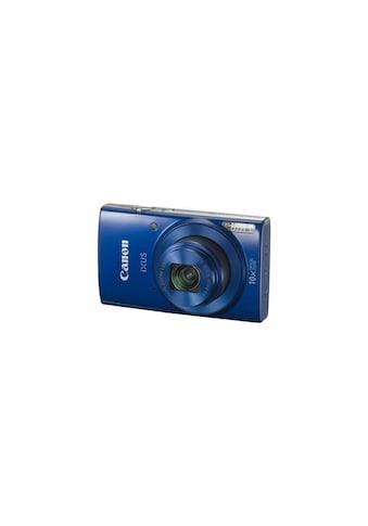 Fotokamera, Canon, »IXUS 190 Blau« kaufen