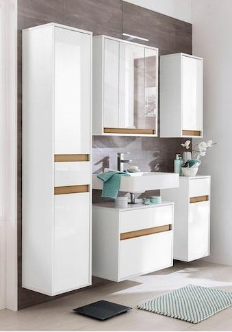trendteam Waschbeckenunterschrank »Sol«, mit Wechselblende kaufen