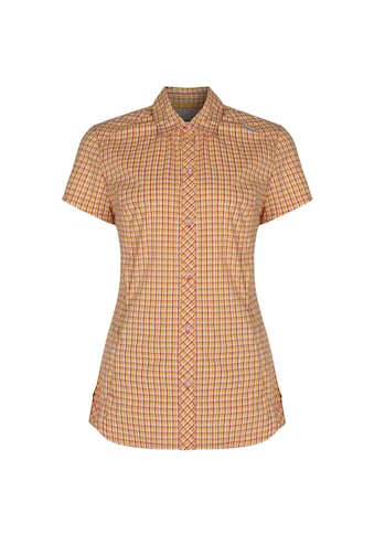 Regatta Kurzarmbluse »Great Outdoors Damen Honshu Grid Karo Kurzarm Bluse« kaufen