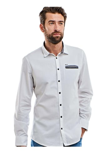Engbers Hemd uni slim fit kaufen