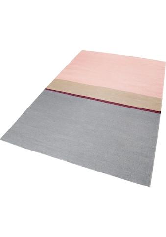 Teppich, »Midas Kelim«, Esprit, rechteckig, Höhe 5 mm, handgewebt kaufen