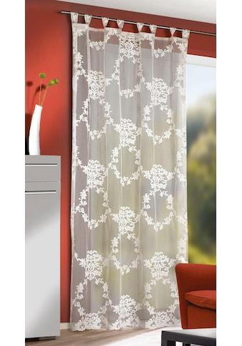 Vorhang, »Ulm«, WILLKOMMEN ZUHAUSE by ALBANI GROUP, Schlaufen 1 Stück kaufen