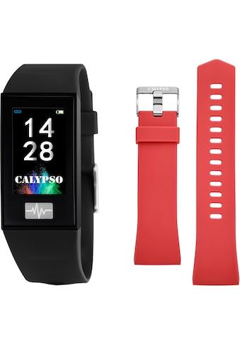CALYPSO WATCHES Smartwatch »Smartime, K8500/6« (, Mit Wechselband kaufen