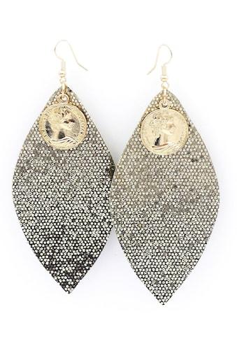 J.Jayz Paar Ohrhaken »mit Metallic - Effekt« kaufen