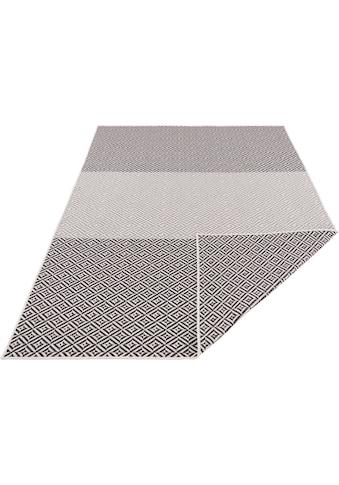 bougari Teppich »Maui«, rechteckig, 5 mm Höhe, In- und Outdoor geeignet, Wendeteppich, Wohnzimmer kaufen