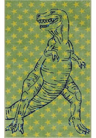 Kinderteppich, »Sun 4183«, Arte Espina, rechteckig, Höhe 15 mm, maschinell gewebt kaufen
