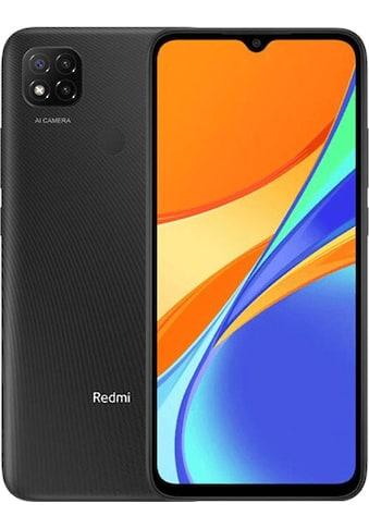 "Xiaomi Smartphone »Redmi 9C 3GB+64GB«, (16,59 cm/6,53 "", 64 GB Speicherplatz, 13 MP... kaufen"