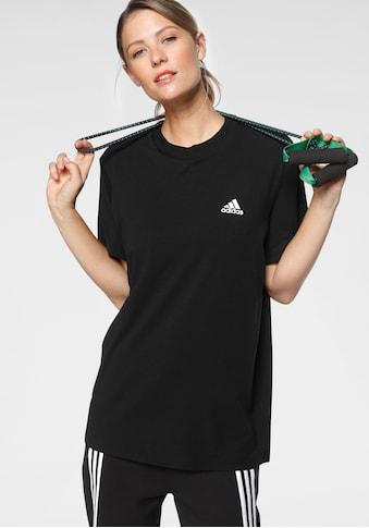 adidas Performance T - Shirt »MUST HAVE 3 STRIPES SHORT SLEEVE TEE« kaufen