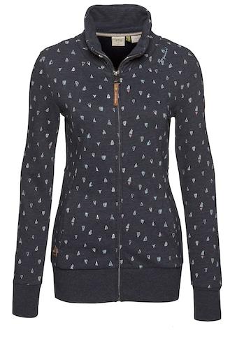 Ragwear Sweatjacke »LEVONA ORGANIC« kaufen