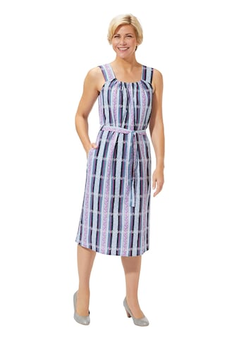 Classic Basics Kleid mit attraktiver Raffung kaufen