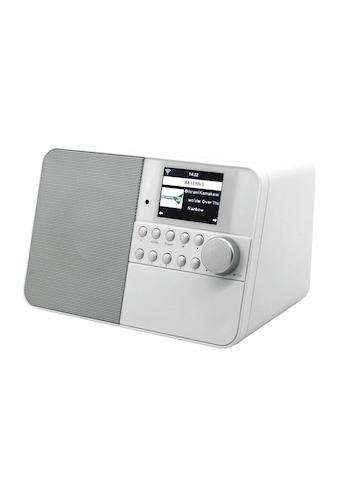 Internet Radio, soundmaster, »IR6000WE Weiss« kaufen