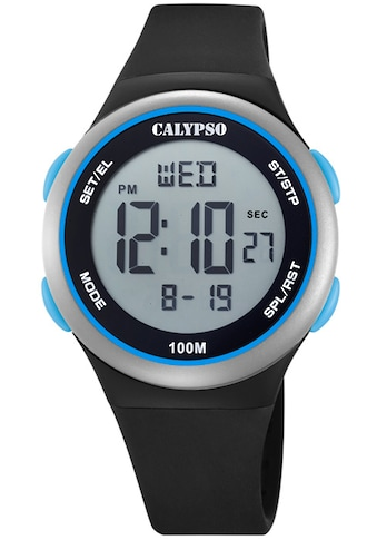 CALYPSO WATCHES Digitaluhr »Color Splash, K5804/4« kaufen