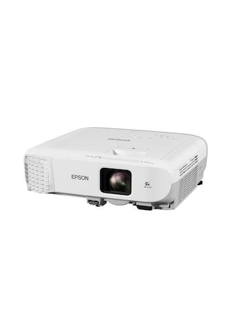 Projektor, Epson, »EB - 980W« kaufen