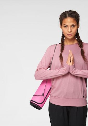 Ocean Sportswear Langarmshirt »Soulwear - Yoga Shirt - Loose Fit« kaufen