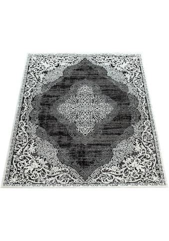 Teppich, »Elizabeth 052«, Paco Home, rechteckig, Höhe 16 mm, maschinell gewebt kaufen