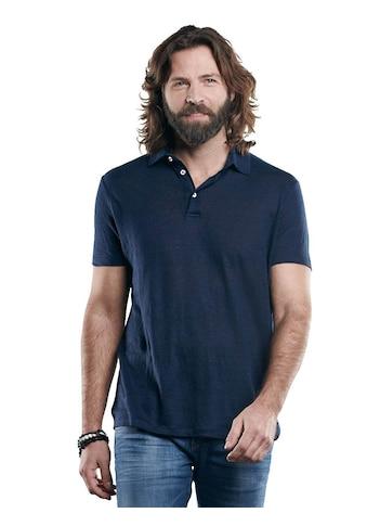 emilio adani Poloshirt, aus reinem Leinen kaufen