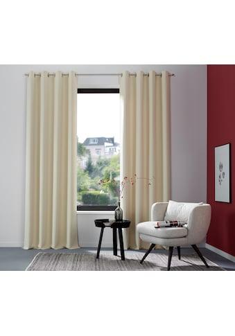 Verdunkelungsvorhang, »Sola«, my home, Ösen 1 Stück kaufen