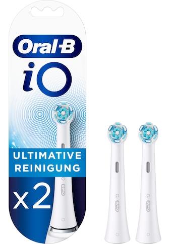 Oral B Aufsteckbürsten »iO Ultimative Reinigung«, iO Technologie kaufen