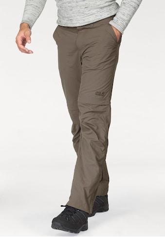 Jack Wolfskin Zip-off-Hose »CANYON ZIP OFF«, mit UPF 40+ kaufen