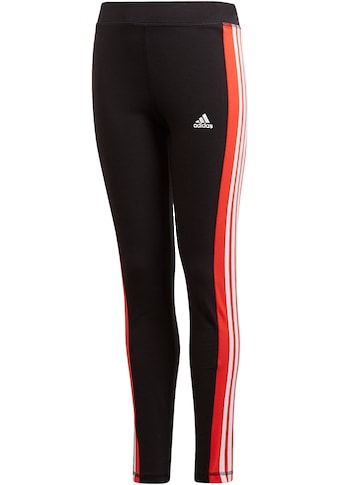 adidas Performance Leggings »YOUTH GIRL LINEAR 3 STRIPES TIGHT« kaufen