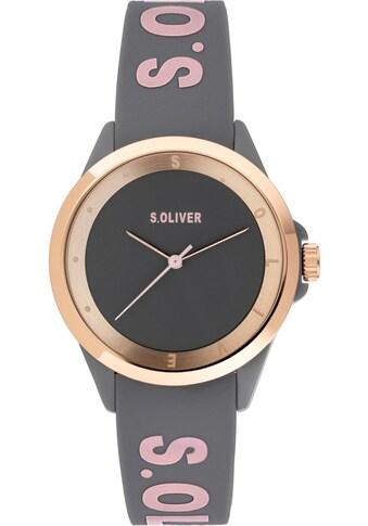 s.Oliver Quarzuhr »SO - 3847 - PQ« kaufen