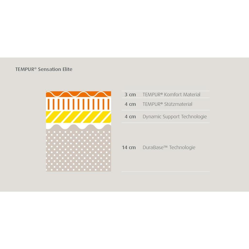 Tempur Visco-Matratze »Sensation Elite« (1 St.)