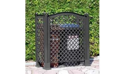 KHW Mülltonnenbox BxTxH: 110x49x119 cm kaufen