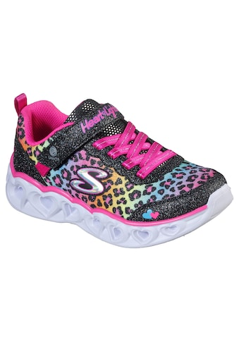 Skechers Kids Sneaker »HEART LIGHTS  -  SHIMMER SPOTS« kaufen