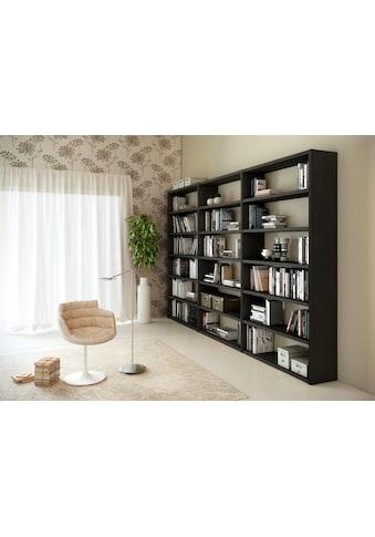 fif möbel Raumteilerregal »Toro«, 18 Fächer, Breite 275,8 cm kaufen