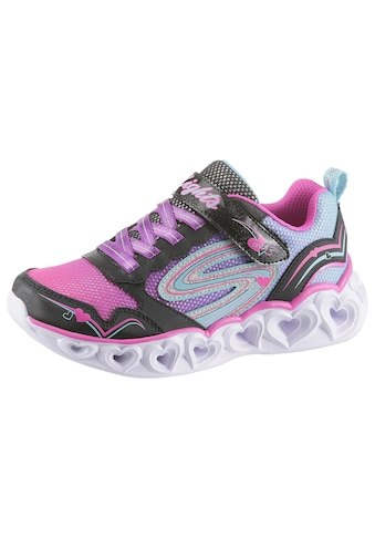 Skechers Kids Sneaker »Blinkschuh Heart Lights« kaufen