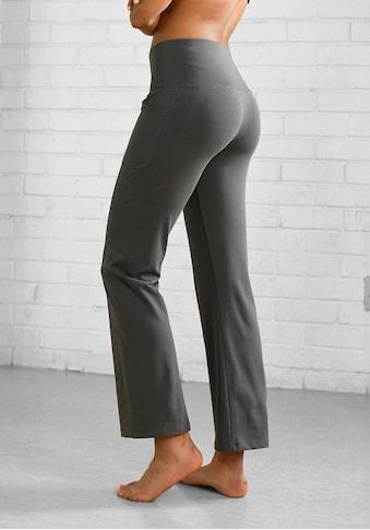 LASCANA ACTIVE Jazzpants, mit Handytasche kaufen