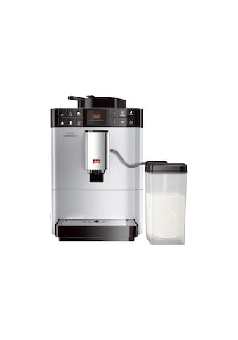 Kaffeevollautomat SilberfarbenSchwarz, Melitta, »Caffeo Varianza« kaufen