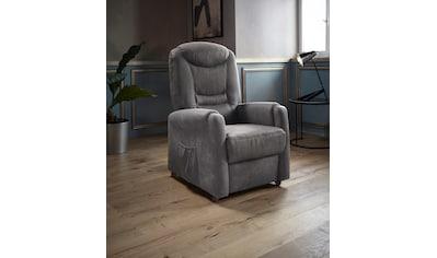 Places of Style TV-Sessel »Tamworth«, in Grösse L, wahlweise mit Motor und Aufstehhilfe kaufen